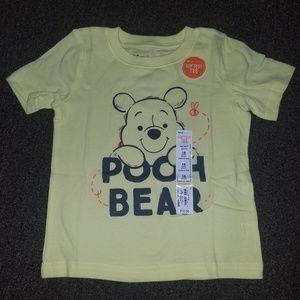 Disney Winnie the pooh Short sleeve tee